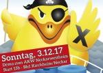 Demo zum AKW Neckarwestheim: Sofort abschaltren!   Bhf Kirchheim